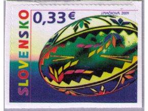 SR 2009 / 450 B / Veľká noc