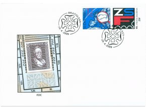 SR 2009 / 453 / 40. výročie založenia ZSF / FDC
