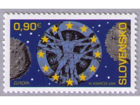 SR 455 EUROPA - Astronómia
