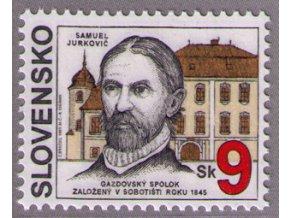 SR 1995 / 055 / Gazdovský spolok