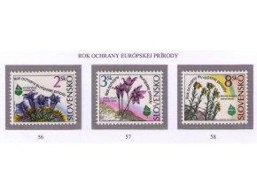 SR 056-058 Rok ochrany európskej prírody