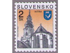 SR 060 Mestá - Nitra