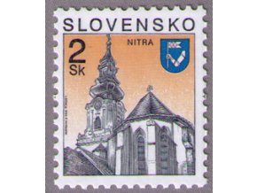 SR 1995 / 060 / Mestá - Nitra