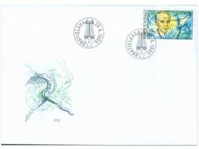 SR 1995 / 062-063 / Osobnosti FDC (2)