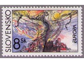 SR 065 EUROPA - Mier a sloboda