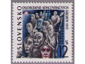 SR 066 Oslobodenie koncentračných táborov