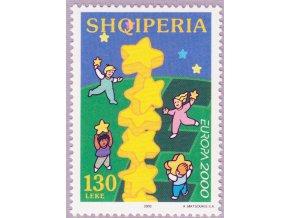 2000 Albansko