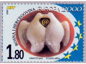 2000 Bosna a Herzeg Chorv