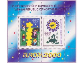 2000 Cyprus Turecky