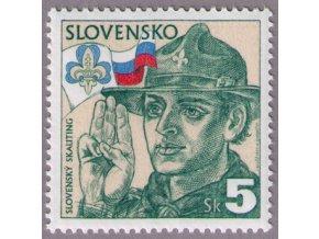 SR 067 Slovenský skauting