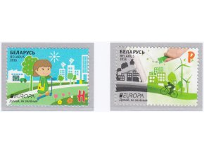 EUROPA 2016 Bielorusko
