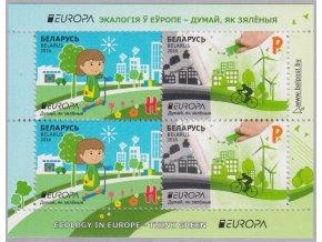 EUROPA 2016 Bielorusko H