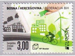 EUROPA 2016 Bosna a Herceg Mostar