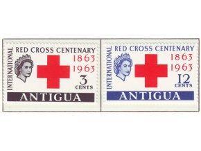 Antigua 0128 0129