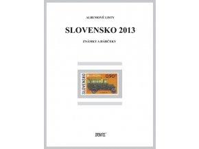 Albumové listy SR 2013 I