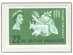 Br Honduras 0176