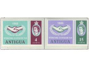 Antigua 0144 0145