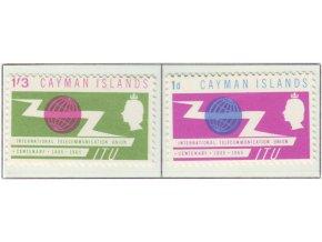 Cayman isl 0173 0174