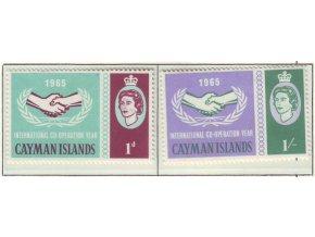 Cayman isl 0175 0176