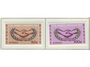 Cyprus 0256 0257