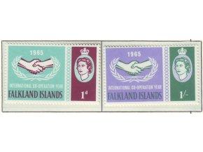 Falkland isl 0151 0152