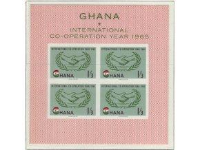 Ghana 0209 Bl 16