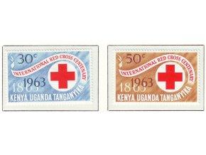 1963 Red Cross KUT
