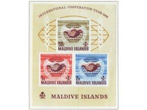 1965 ICY Maledive isl H