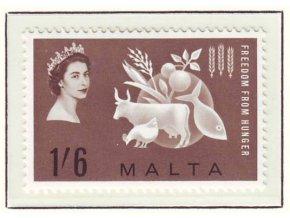 1963 Hunger Malta
