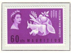 1963 Hunger Mauritius