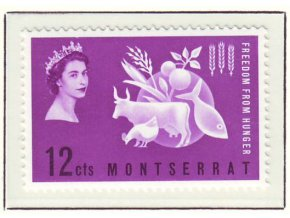 1963 Hunger Montserrat