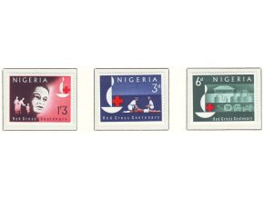 1963 Red Cross Nigeria