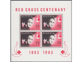 1963 Red Cross Nigeria H