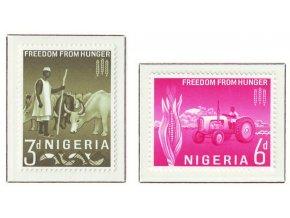 1963 Hunger Nigeria