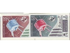 1965 ITU Nouvelles Hebrides