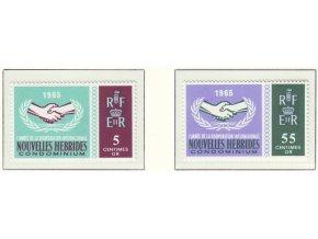 1965 ICY Nouvelles Hebrides