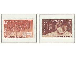 1963 Hunger Pakistan
