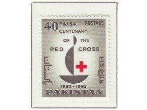 1963 Red Cross Pakistan