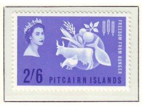 1963 Hunger Pitcairn