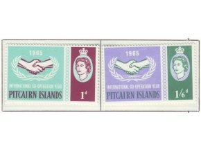 1965 ICY Pitcairn isl