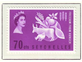 1963 Hunger Seychelles