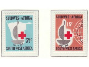1963 Red Cross SWA