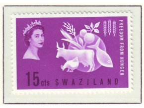 1963 Hunger Swaziland