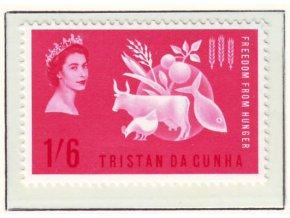 1963 Hunger Tristan da Cunha