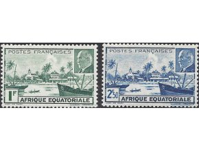 Afr Ecuatoriale 0100 0101