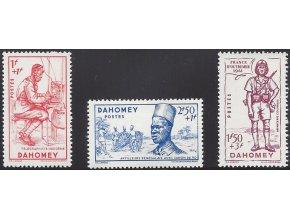 Dahomey 0147 0149