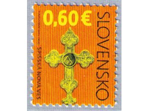 SR 2010 / 467 / Kultúrne dedičstvo Slovenska