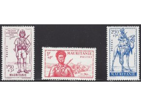 Mauritanie 0127 0129