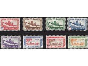 Mauritanie 0140 0147