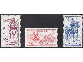 Niger 0100 0102